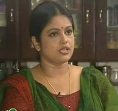 Manju Pillai aunty serial actress