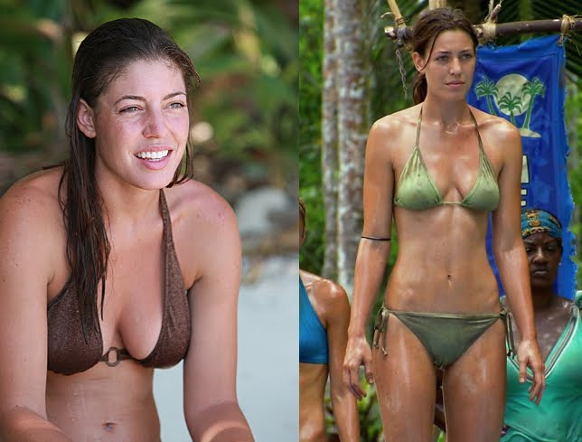 Survivor girls naked amusing