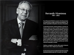 Maestro Fernando Hinestrosa Forero