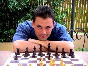 Le grand-maître d'échecs français Christian Bauer © Chess & Strategy