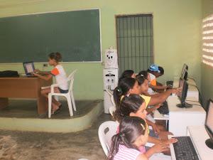 Aulas de Informática 2011