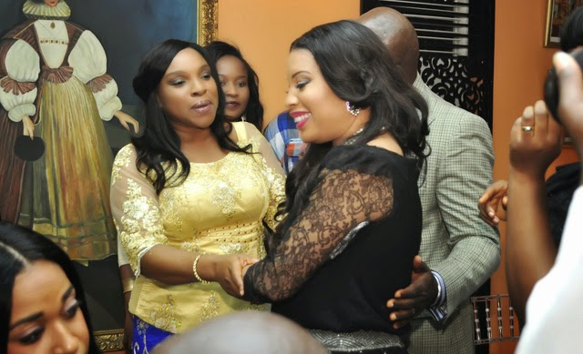 monalisa chinda 40th birthday party
