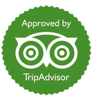 approved by Tripadvisor