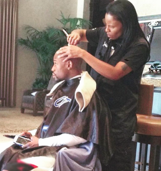 Ghetto scandal thousands of dollars just for haircut floyd mayweather jr