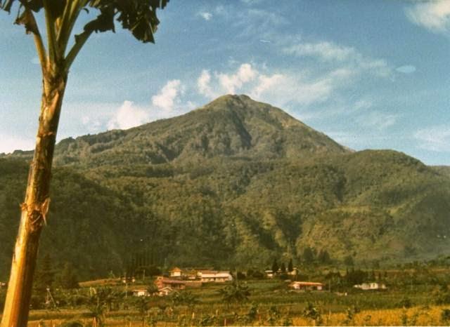 Mt. Lawu