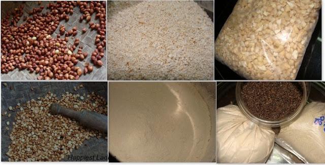 ashtami preparation ingredients+festival