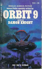 'Orbit 9' edited by Damon Knight