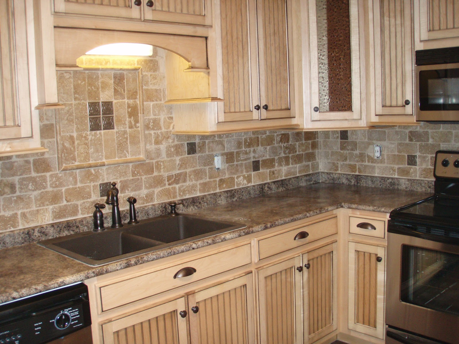 White Kitchen Backsplash Pictures Good White Subway Tile – Kitchen Backsplash White Cabinets