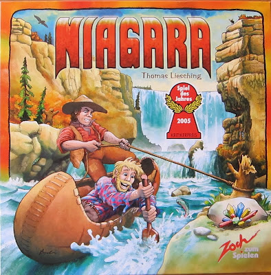 Niagara - The box artwork