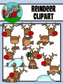 http://www.teacherspayteachers.com/Product/Reindeer-Rudolph-Christmas-Winter-Holiday-Clipart-Graphics-1552446