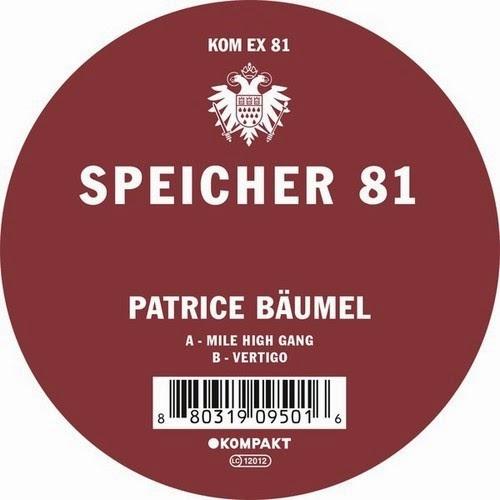 Patrice Bäumel - Speicher 81