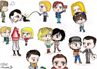 silent hill chibi style