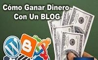 como ganar dinero con un blog de blogger