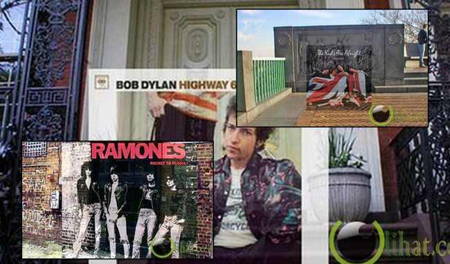 8 Tempat ini Dulu Jadi Gambar di Sampul Album Legendaris