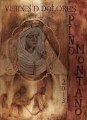 Cartel de la Semana Santa de Pino montano 2013