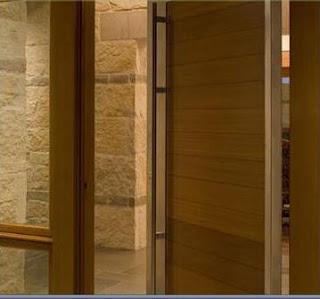Fotos y dise os de puertas dise os para puertas de madera for Disenos de puertas de madera modernas