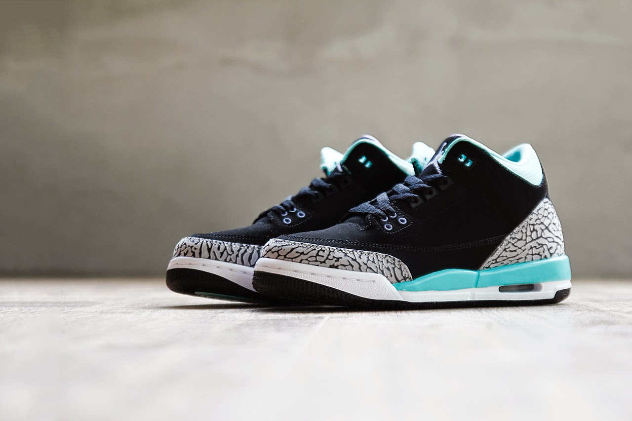 new style d0a86 18908 Arguably one of the most celebrated silhouettes of all time, the Air Jordan  3 Retro will soon be releasing in a new colorway just for the kids.