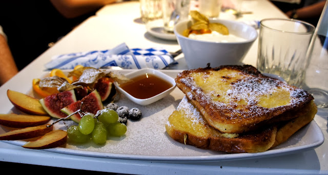 French Toast at Das Neue Kubitscheck, Munich
