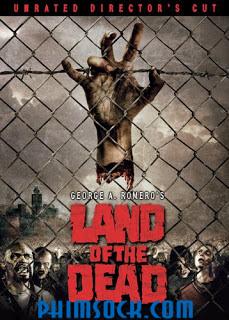 Đảo Xác Chết - Land Of The Dead Full Hd, Phim Ma, Phim Hay, Phim Mới