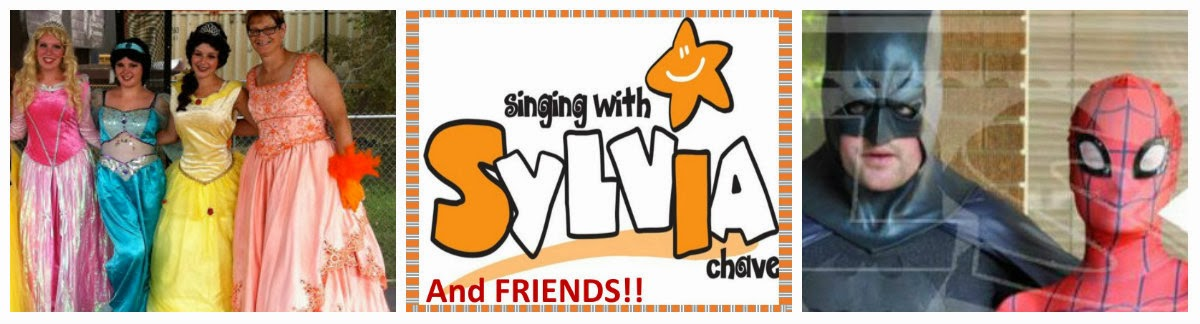 { singing with sylvia & friends private concert }