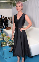 Kaley Cuoco at the 2015 Glamour Women Of The Year Awards in London