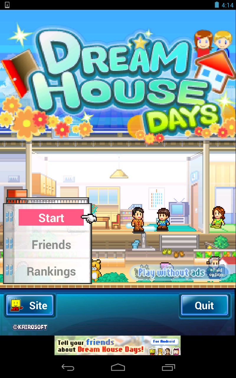 Anything but Everything: Dream House Days