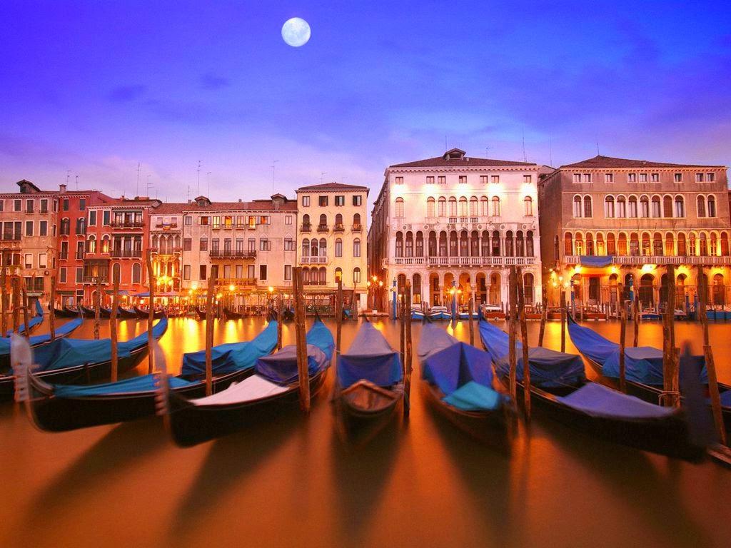 о венеции
