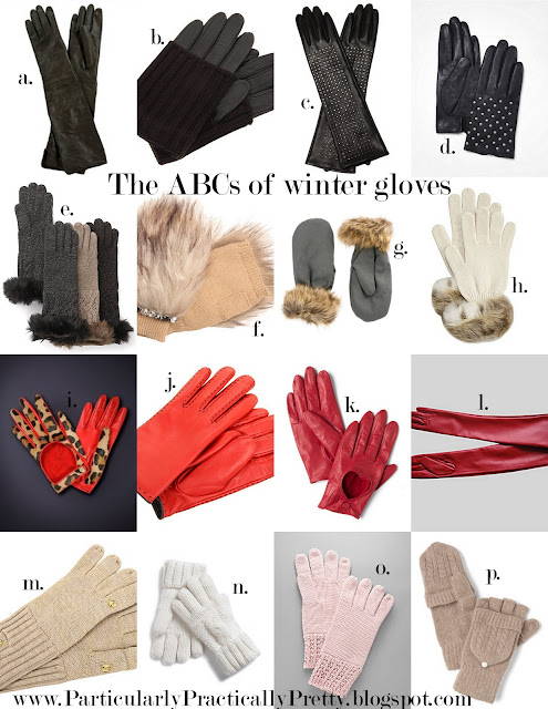 The ABCs of winter gloves