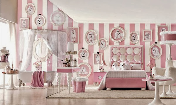 chambre jeune femme moderne chambre princesse ado ado rangement et - Chambre Princesse Ado