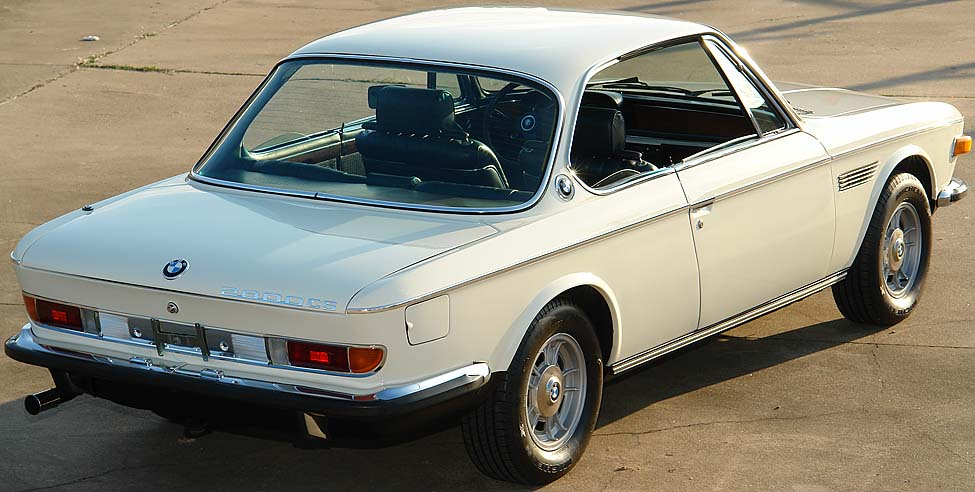 1968 Bmw 2800 Cs E9 Related Infomationspecifications Weili