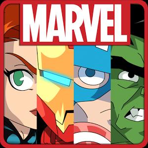 Correr, saltar, e esmagar AS Marvel Heroes em um novo RUNNER infinitas