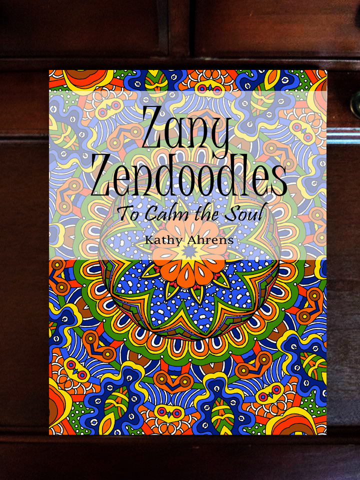 Thank You All For Posting A Comment Under The June 28th Entry Of Free Give Way Copy This Fun Zany Zendoodles Coloring Book Will Be Mailed