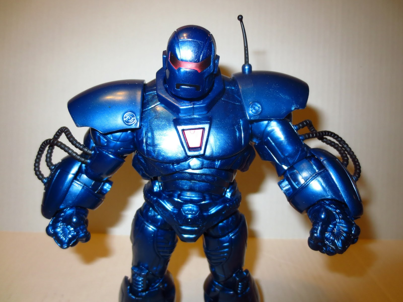 Iron Monger Stands Just a