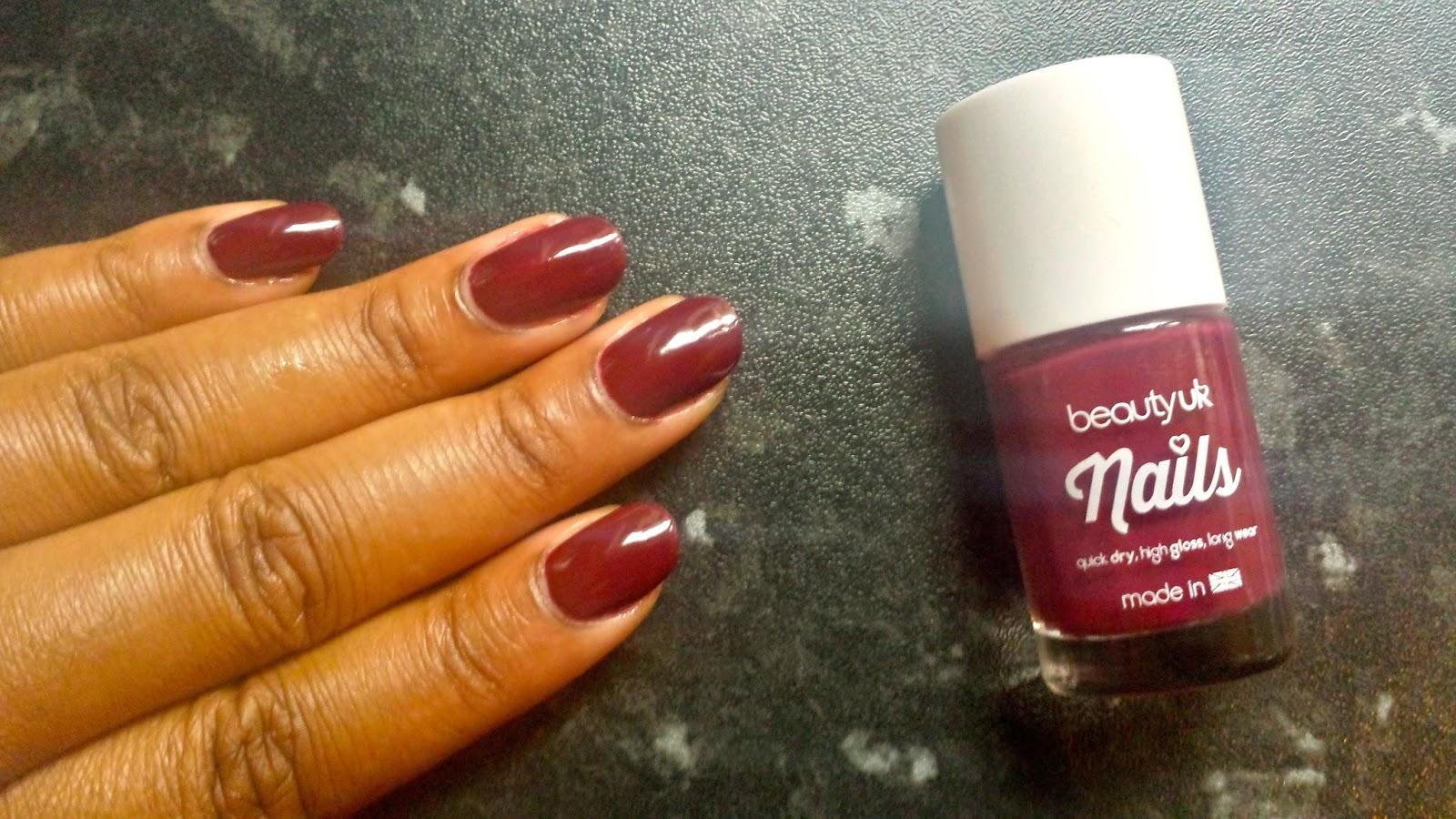 Beauty UK Cherry Bomb - Mellies Corner