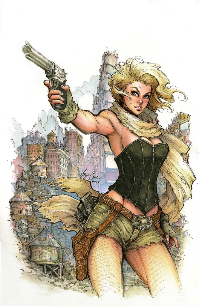 Aspen Comics Announces New Series for 2014