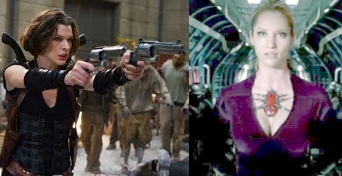 Will Reprise Her Role As Jill Valentine In The Movie Resident Evil