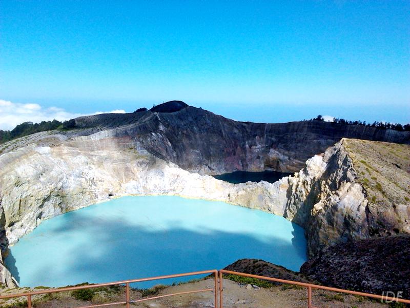 Danau Kelimutu NTT