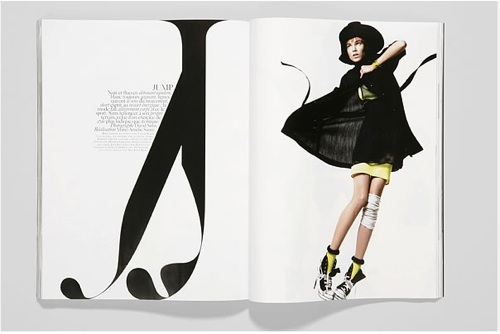 wilson design context design practice iii vogue magazine layouts