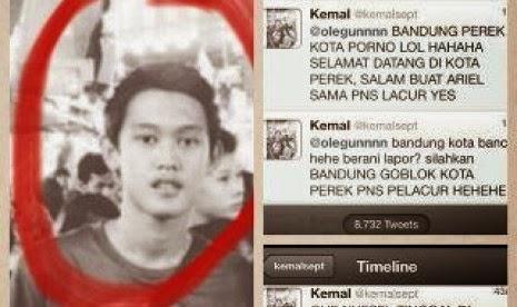 Foto Pemilik Akun @kemalsept Beredar di Twitter