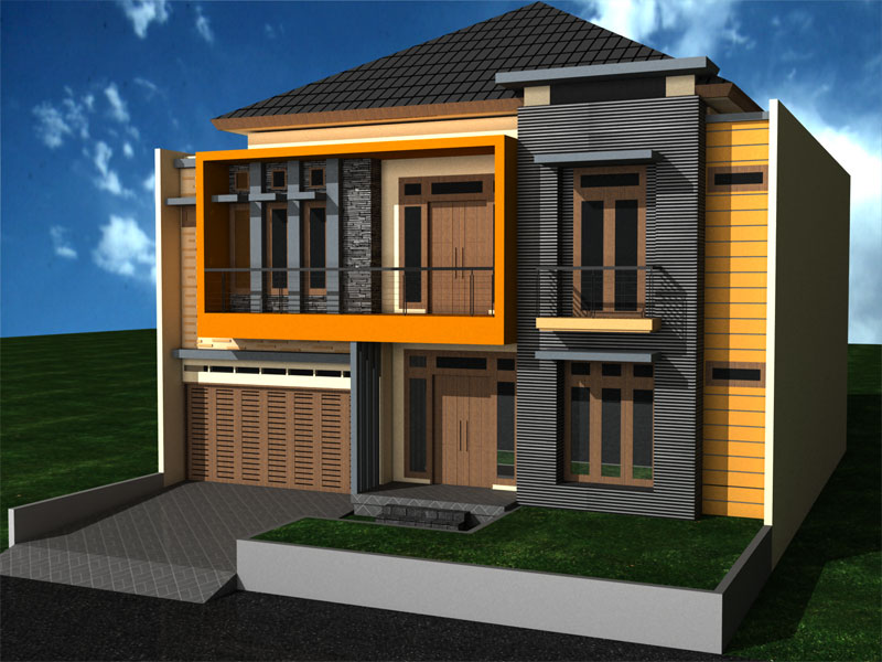 kumpulan desain rumah minimalis modern desain rumah