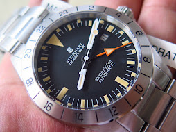 STEINHART OCEAN VINTAGE GMT DIVER 1000ft / 300m - AUTOMATIC - BRAND NEW WATCH
