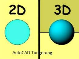 Siapa Lebih Mahir AutoCAD 2D atau 3D.