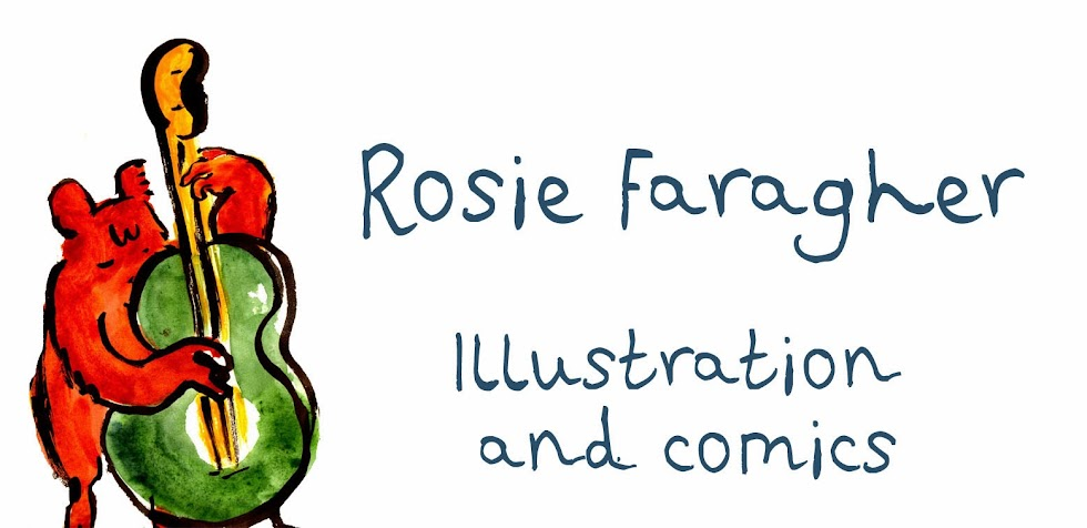 Rosie Faragher's Faraway Roar