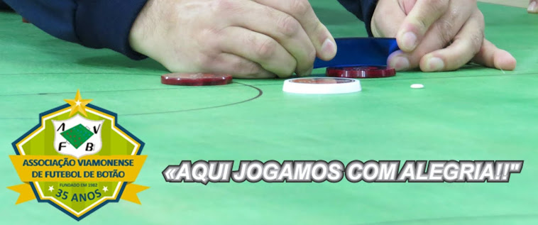 AVFB - Associação Viamonense de Futebol de Botão - 35 anos