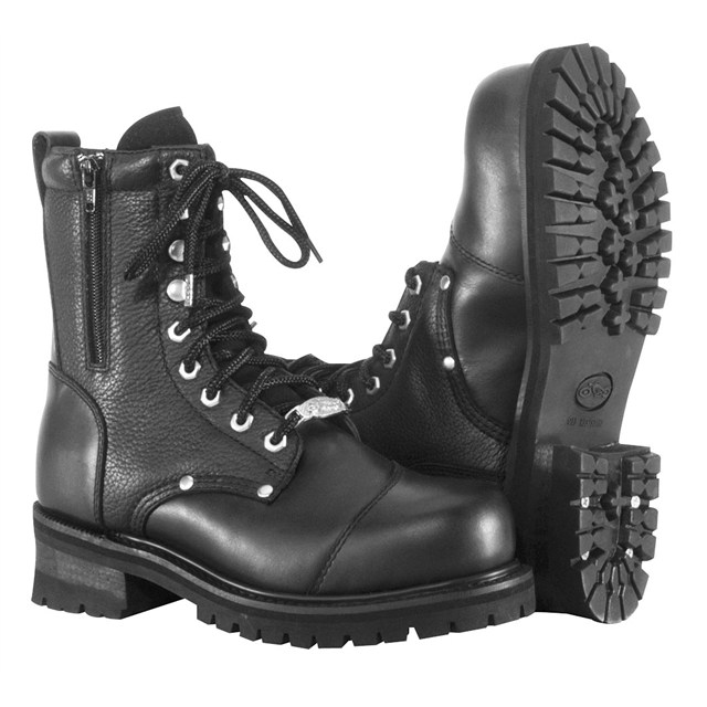 Mens Boots Zipper6