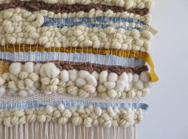 Weaving Julie Robert