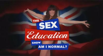 性教育是咁的 上演全裸真人秀 - 性教育是咁的