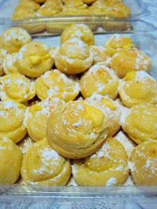 Untuk Tempahan : Cream Puff