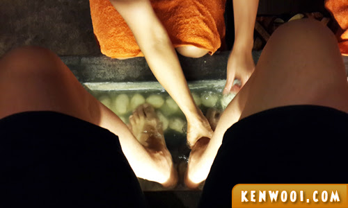 krabi attarak massage legs