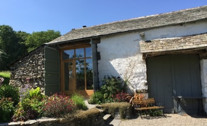Romantic 5* Cottages in Cartmel